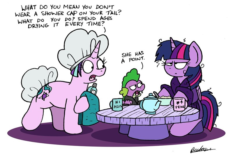 spike bob the dalek starlight glimmer twilight sparkle - 9288744448