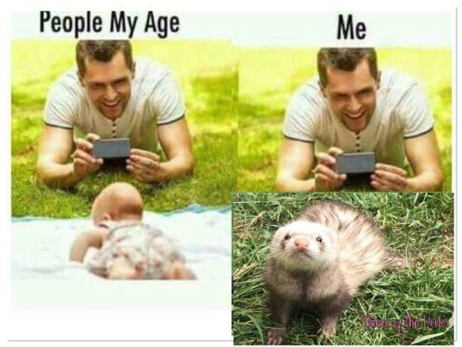 Grass - People My Age Me