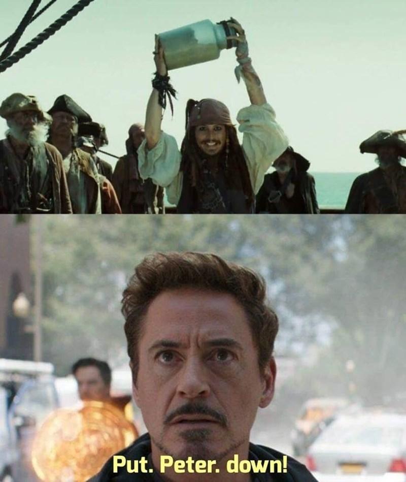 Movie - Put. Peter. down!