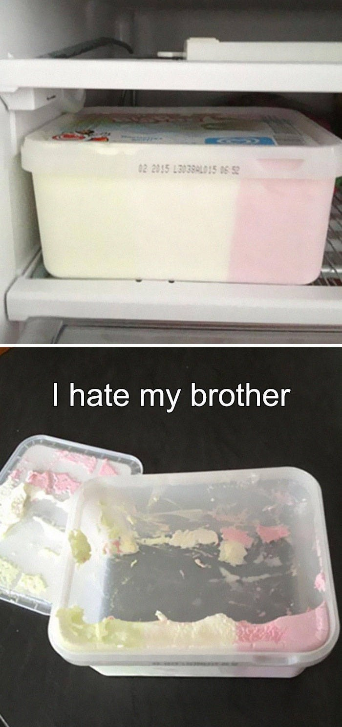 Pink - 02 2015 130389L15 6 52 I hate my brother