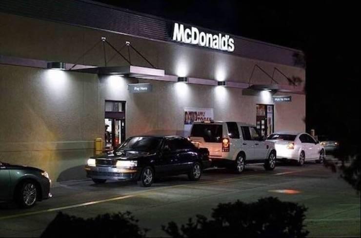 Land vehicle - McDonalds Py rs ా
