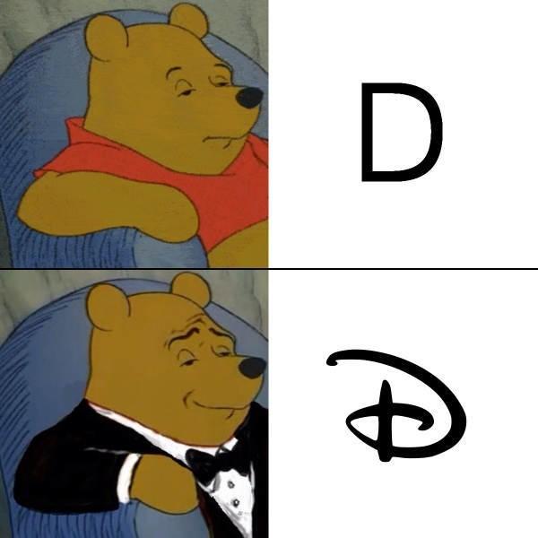 tuxedo winnie pooh - Cartoon - D