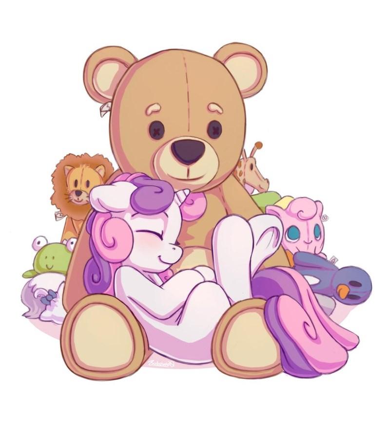 Opalescence Pokémon Sweetie Belle bobdude0 - 9290313728