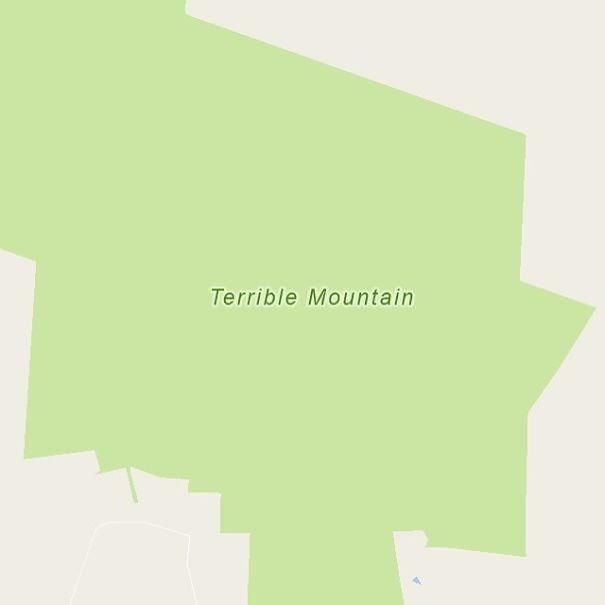 Green - Terrible Mountain