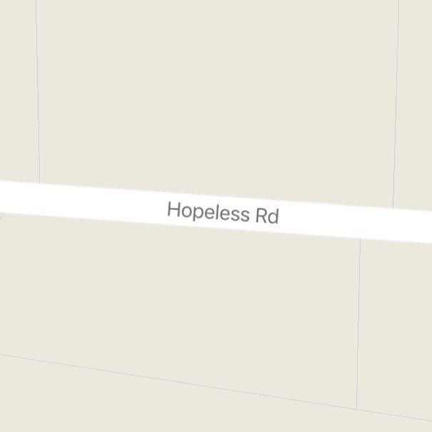 White - Hopeless Rd