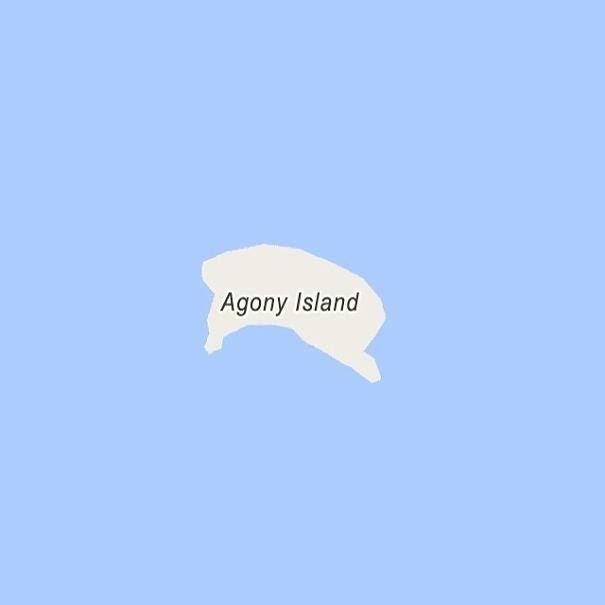 Text - Agony Island