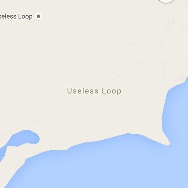 Map - seless Loop Useless Loop