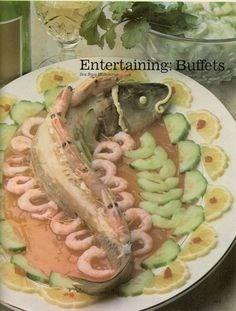Dish - Entertaining: Butfets.
