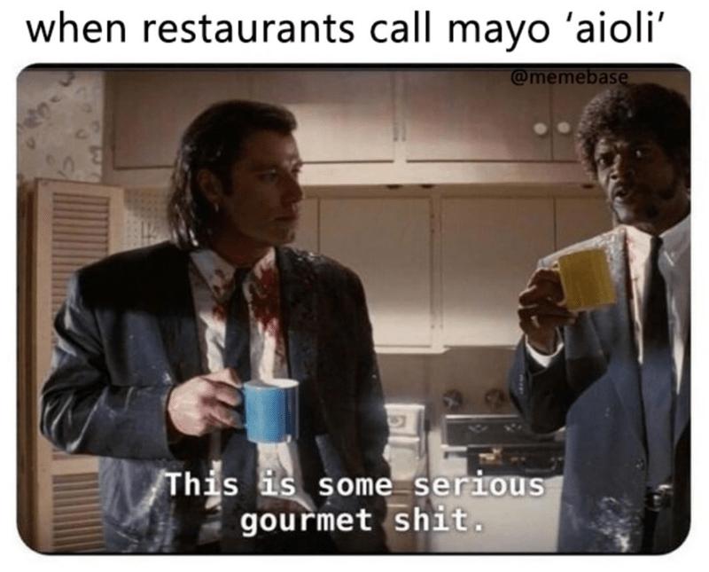 Funny meme about j