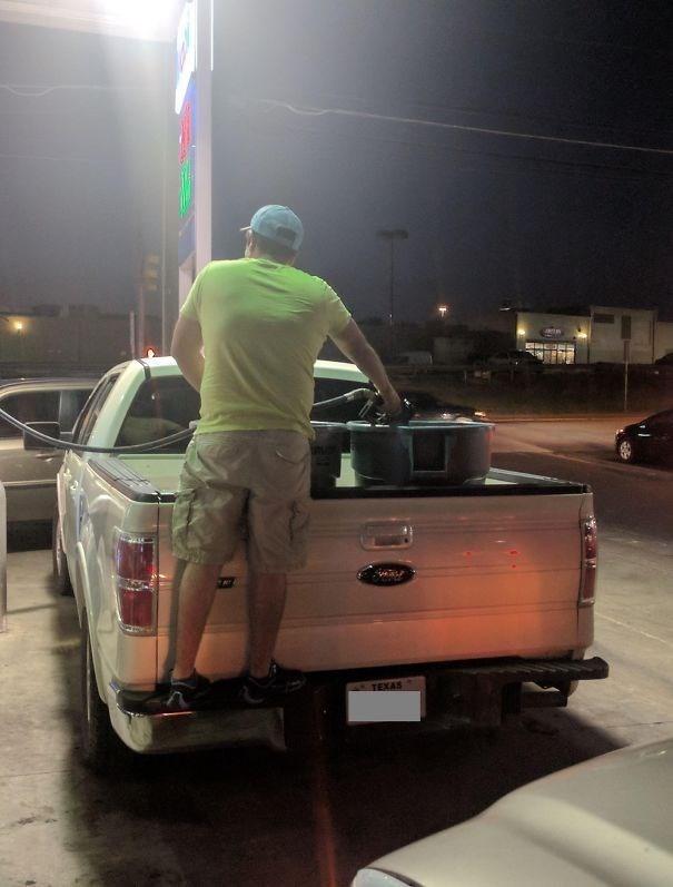 Vehicle - TEXAS