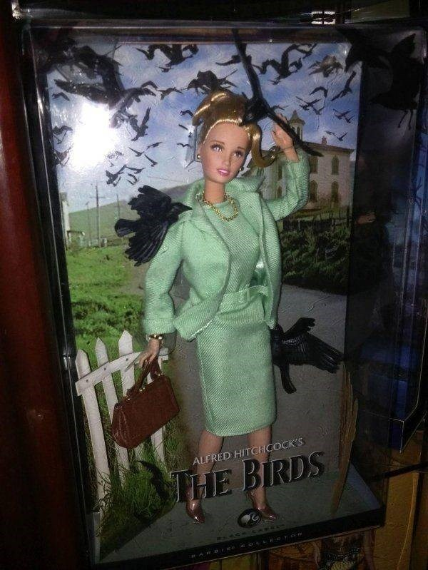 Toy - ALFRED HITCHCOCK'S THE BIRDS