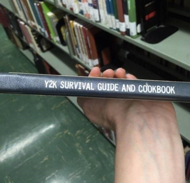 Material property - Y2K SURVIVAL GUIDE AND COOKBOOK