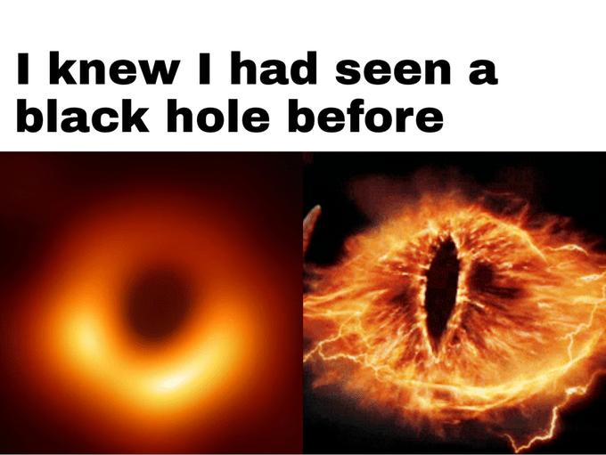 Heat - I knew I had seen a black hole before