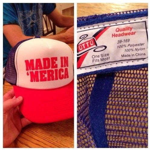 Leg - Quality Headwear OTTO MADE IN 'MERICA 39-169 100% Polyester 100% Nylon Made in China One Size Fits Most