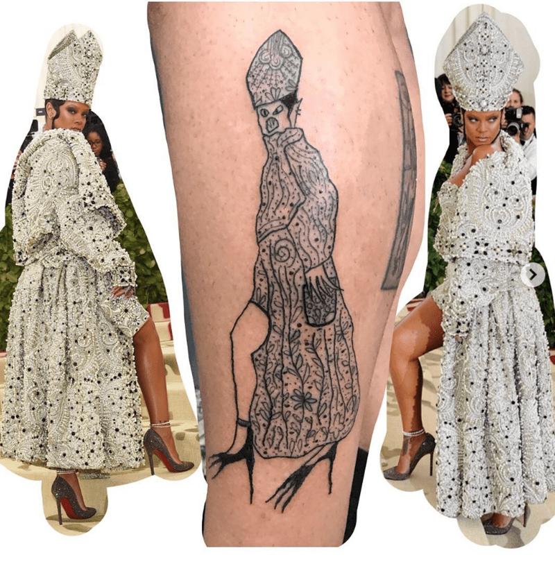 child tattoo - Clothing