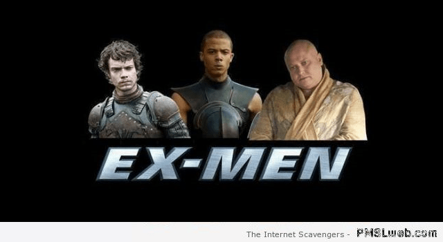 Movie - EX-MEN PMSLwab.com The Internet Scavengers-