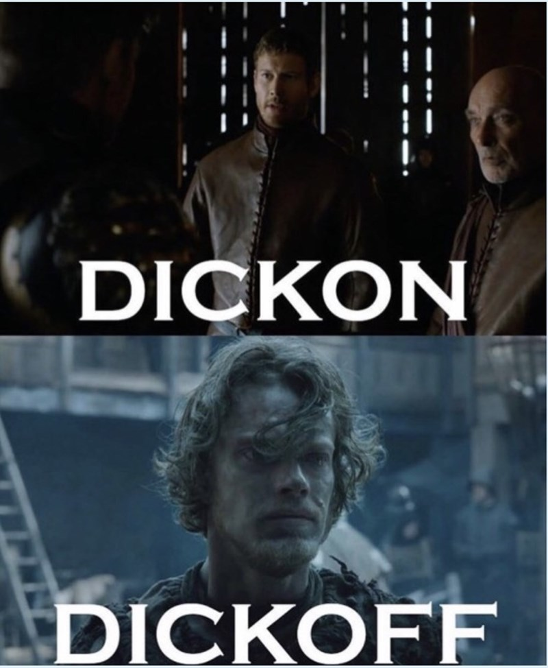 Movie - DICKON DICKOFF