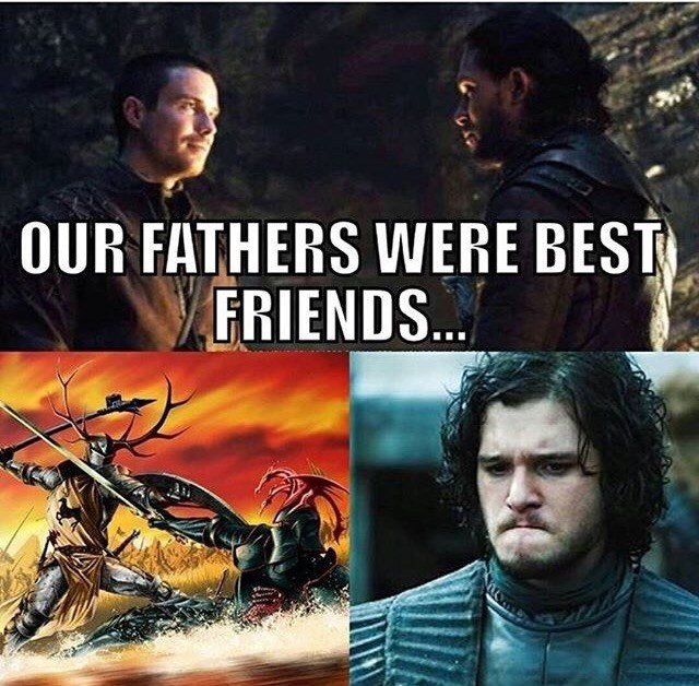 Movie - OUR FATHERS WERE BEST FRIENDS..