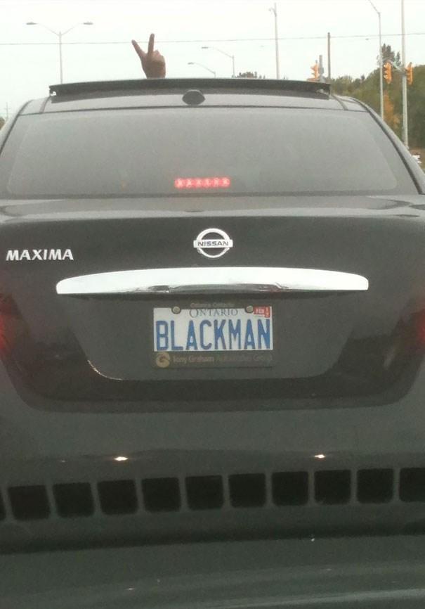 Land vehicle - ww**** NISSAN MAXIMA ONTARIO OPEa BLACKMAN Glany Grham