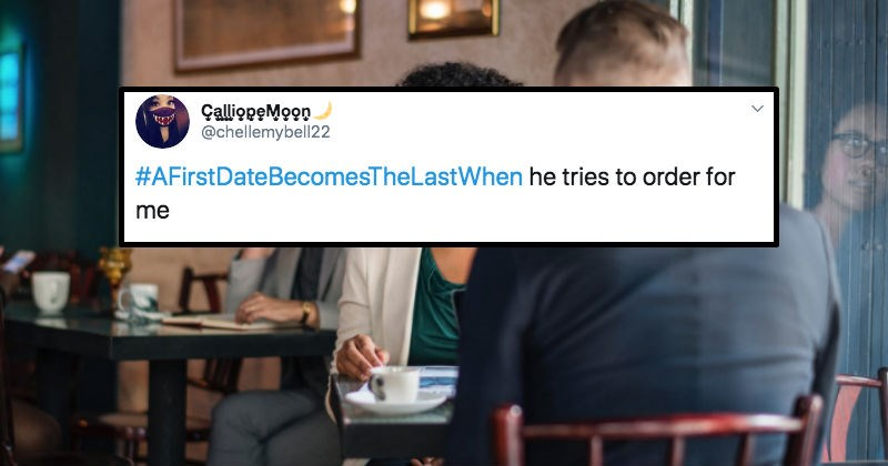Twitter users share the times that their first dates went on to become their last dates.