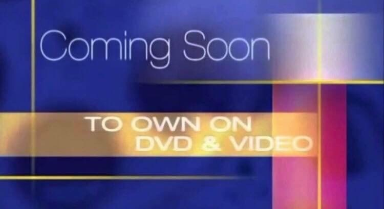 Blue - Coming Soon TO OWN ON DVD&VIDEO