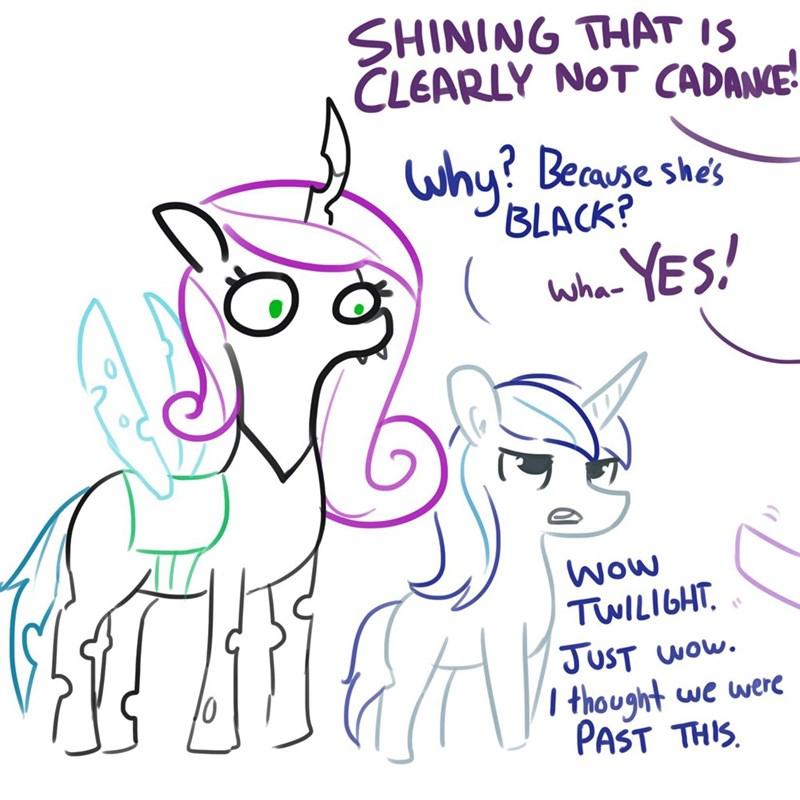 tj pones princess cadence twilight sparkle shining armor - 9294021376