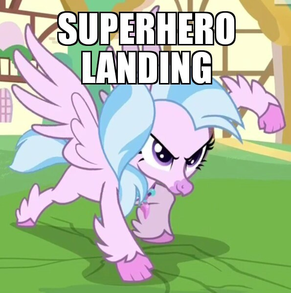 uprooted silverstream screencap hippogriff - 9294021888