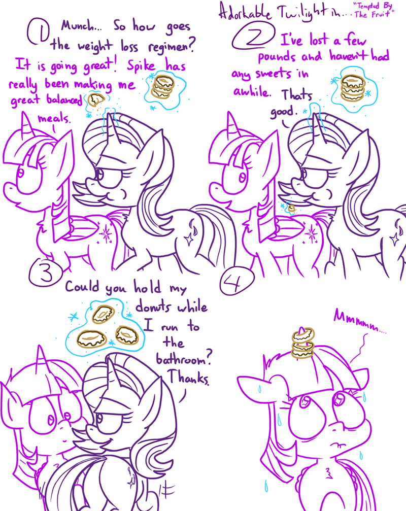 starlight glimmer twilight sparkle adorkable twilight and friends - 9294022400
