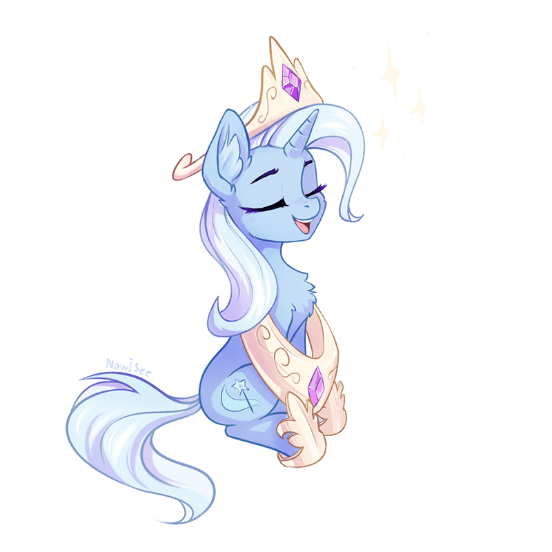 the great and powerful trixie inowiseei - 9294022656