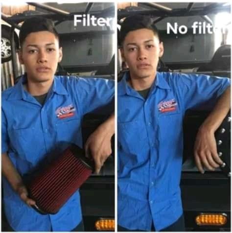 literal joke - Product - Filter No filt