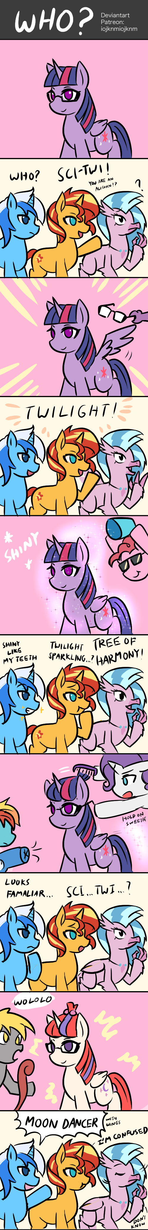 wololo scitwi silverstream tree of harmony derpy hooves twilight sparkle pinkie pie minuette Memes iojknmiojknm rarity sunset shimmer rainbow dash - 9294990080