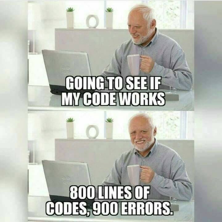 Text - GOING TO SEE IF MY CODE WORKS 800 LINES OF CODES,900 ERRORS.