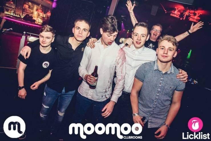 Event - moomoo Licklist CLUBROOMS 1