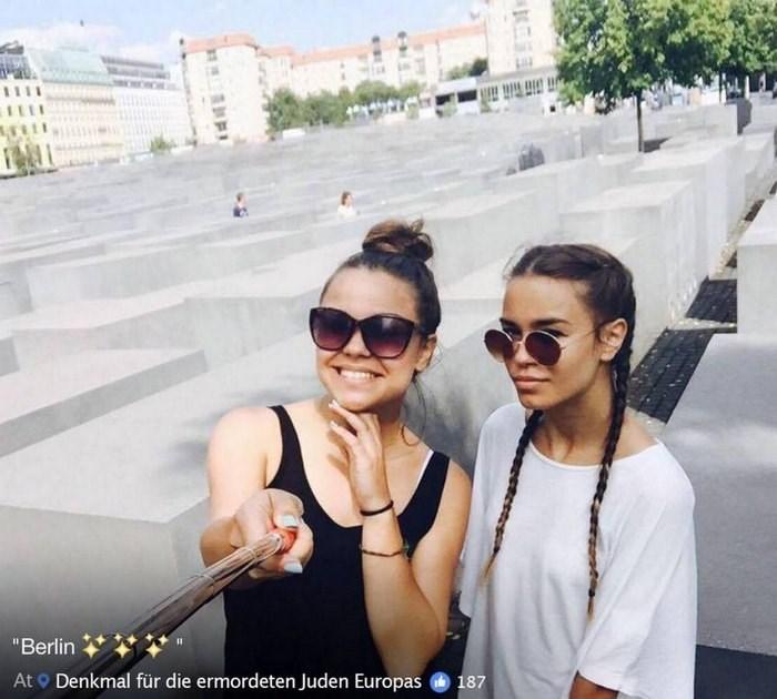 """Eyewear - """"Berlin Denkmal für die ermordeten Juden Europas At 187"""