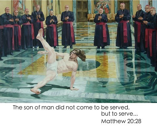 dank memes - Kung fu - The son of man did not come to be served but to serve... Matthew 20:28 to