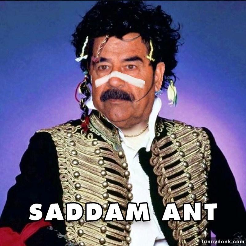 random meme of sudan husein