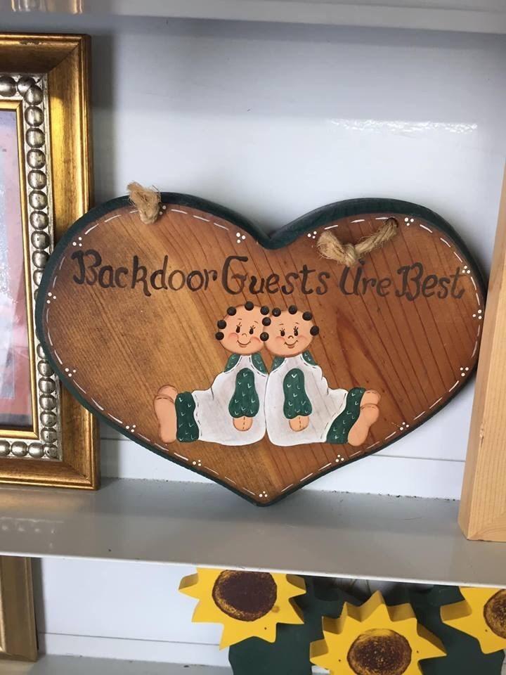Wood - Backdoor Guests re Best