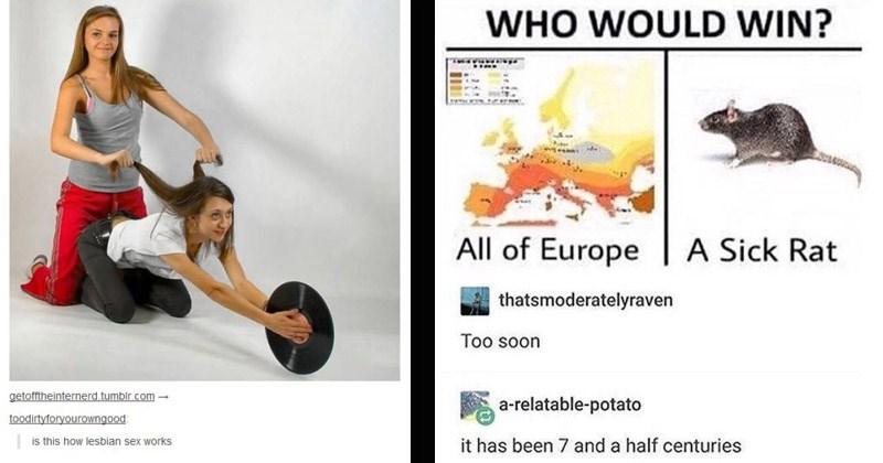 Funny random Tumblr posts