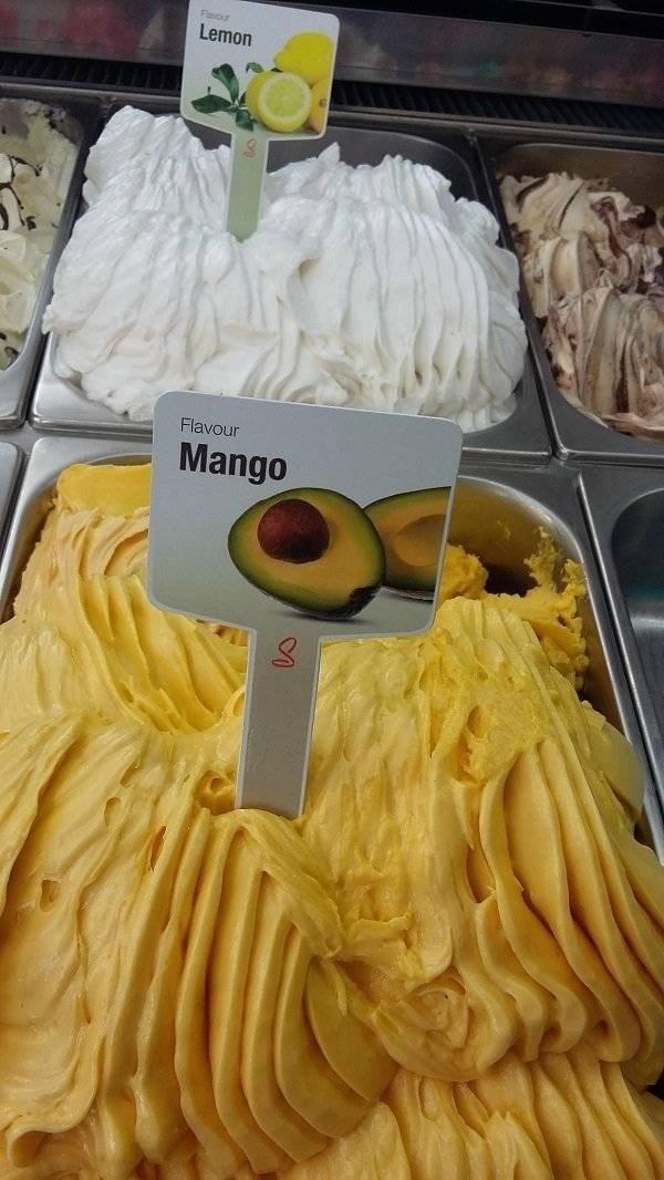 Food - Fapur Lemon Flavour Mango