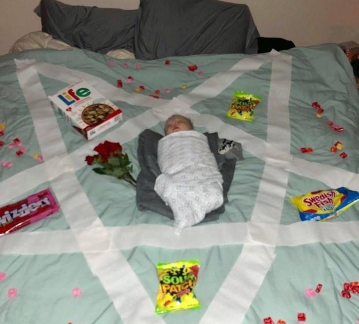Bed sheet - Lie izdon Swealsh SOUT PAT