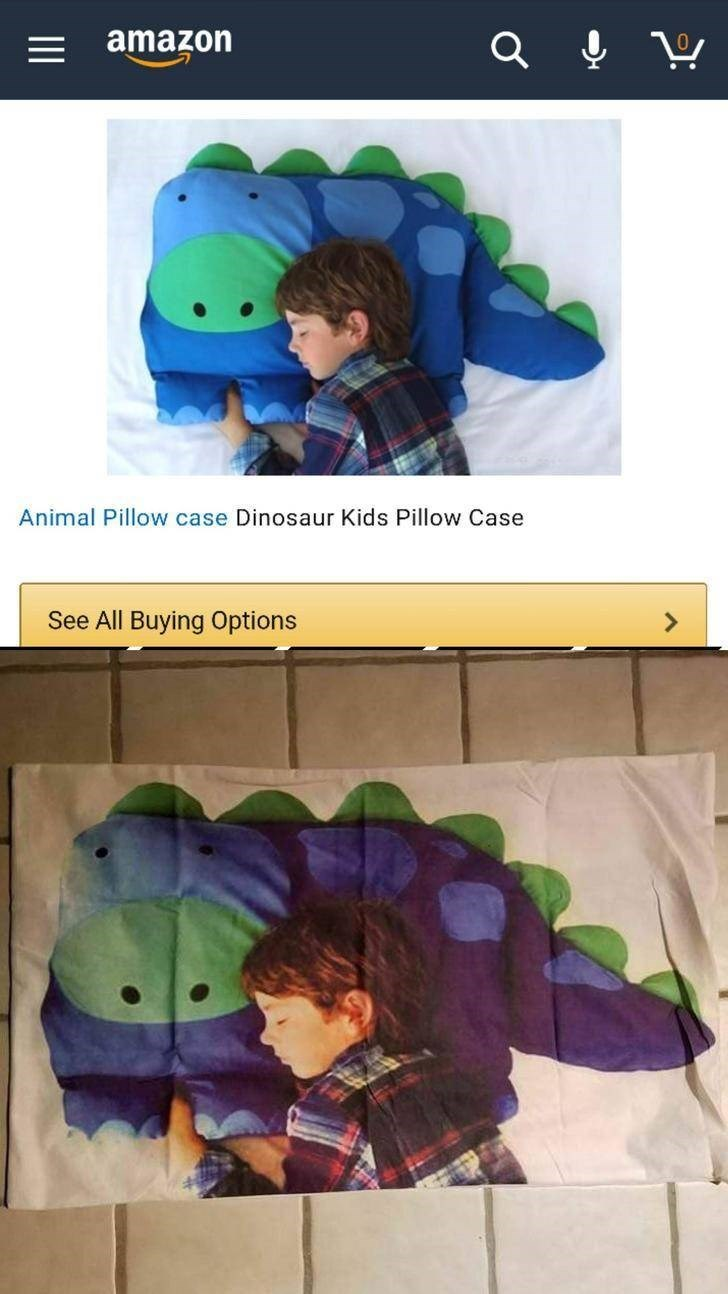 Cartoon - a amazon Animal Pillow case Dinosaur Kids Pillow Case See All Buying Options