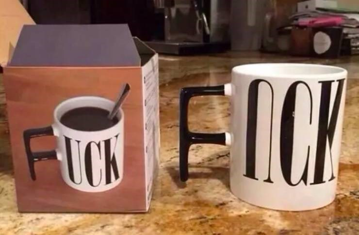 Mug - Fu