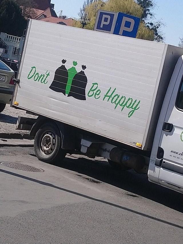 Motor vehicle - PP Be Happly Dont 95F www.ek i502 87 50