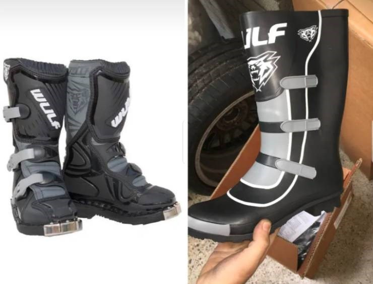 Footwear - ILF