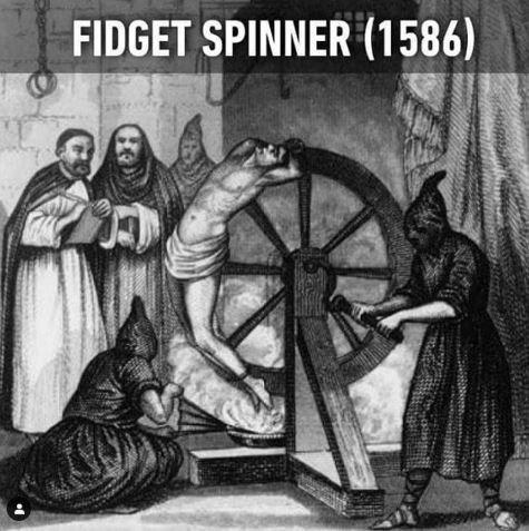 Cartoon - FIDGET SPINNER (1586)