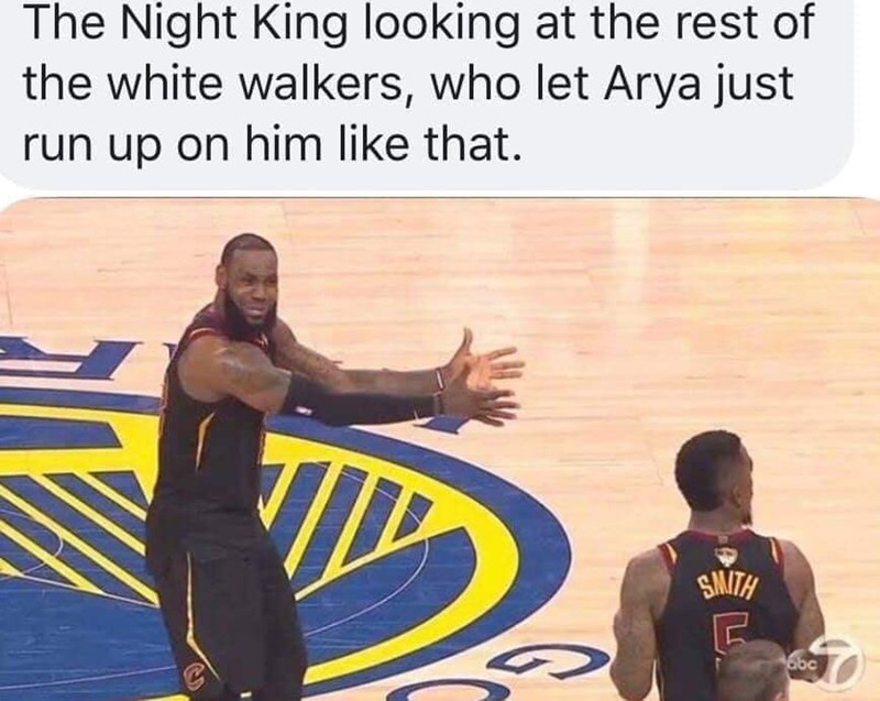 dank memes-night king