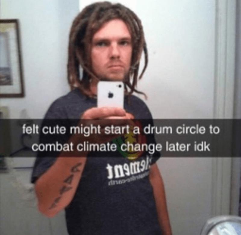 Funny white dreads memes.