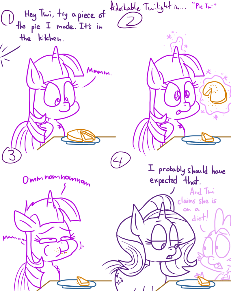 spike starlight glimmer twilight sparkle adorkable twilight and friends - 9300916992
