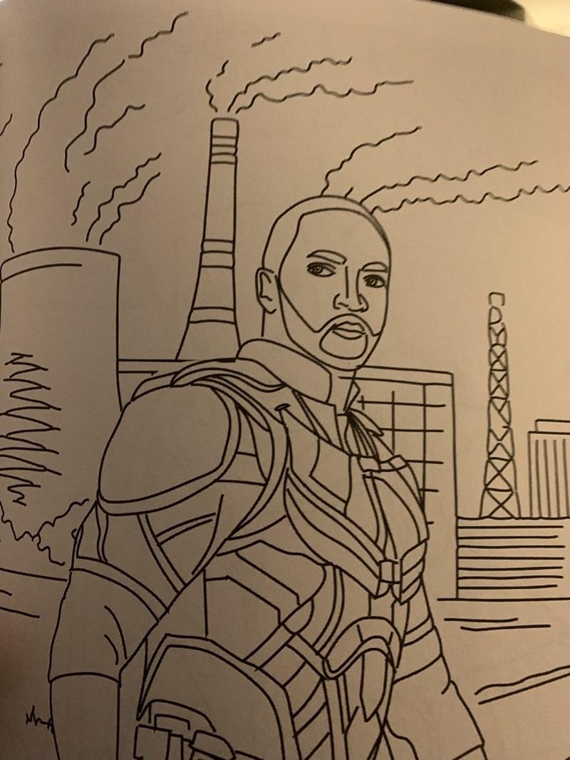 Drawing - Ca