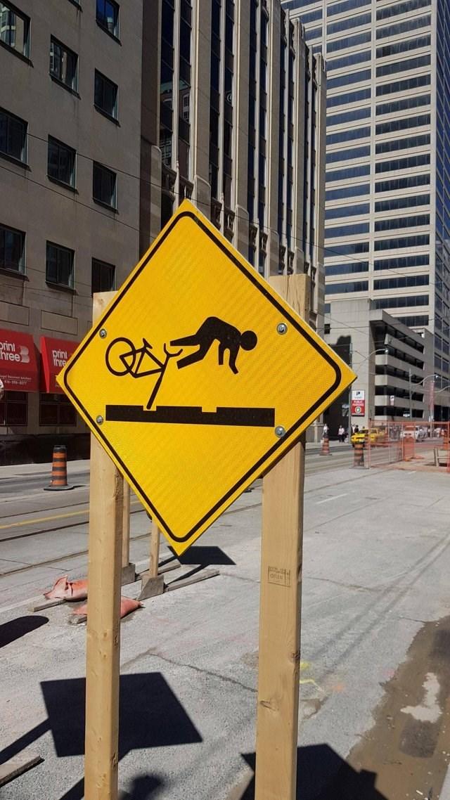 Traffic sign - print chree print thre 1-16-1